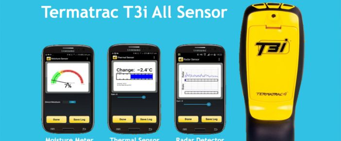 Termatrac T3i – The best tool for Termite Inspections